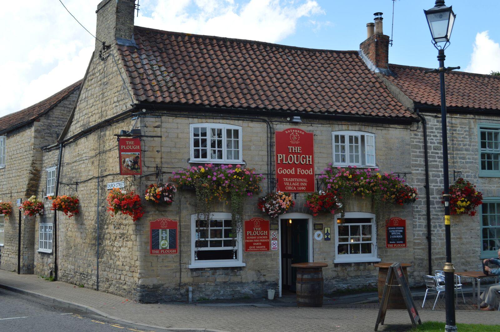 How to Run an Award Winning Pub The Plough at Nettleham
