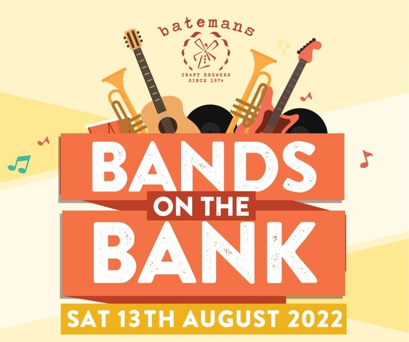 Bands on the Bank @ Batemans Brewery