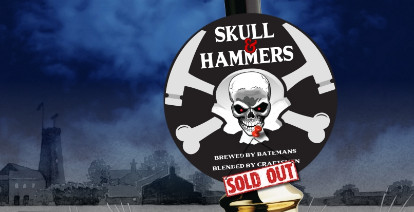 Limited edition Skull and Hammers makes a welcome return