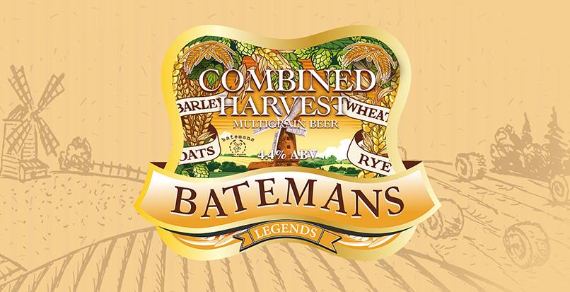 Combined Harvest – Batemans Truly Original Seasonal Favourite