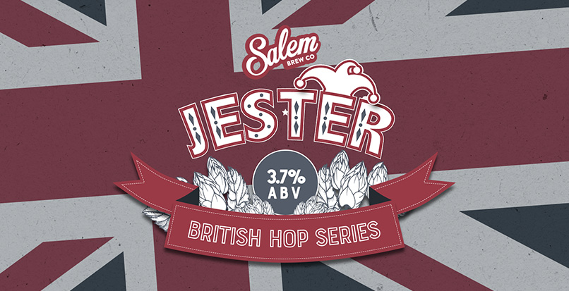 Jester – Our Great British Hop series continues
