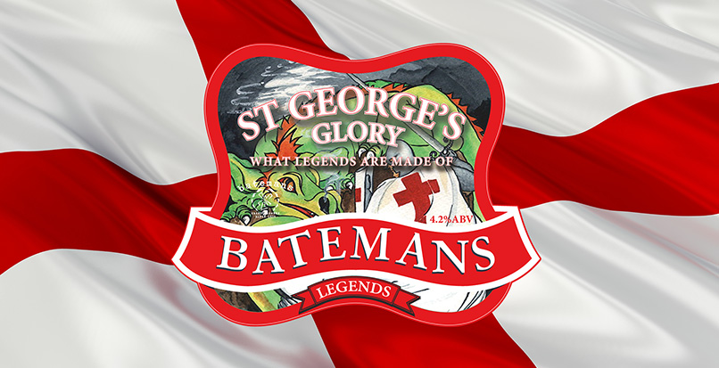 Coming Soon : St. George's Glory – English legend