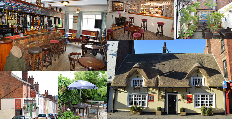 Batemans pubs voted favourites