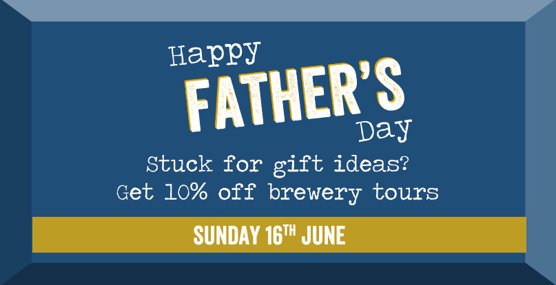 The perfect way to celebrate Father's Day