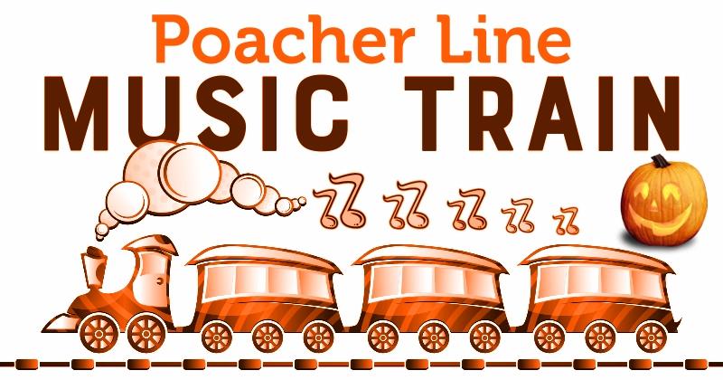 Halloween Music Train to Batemans Brewery