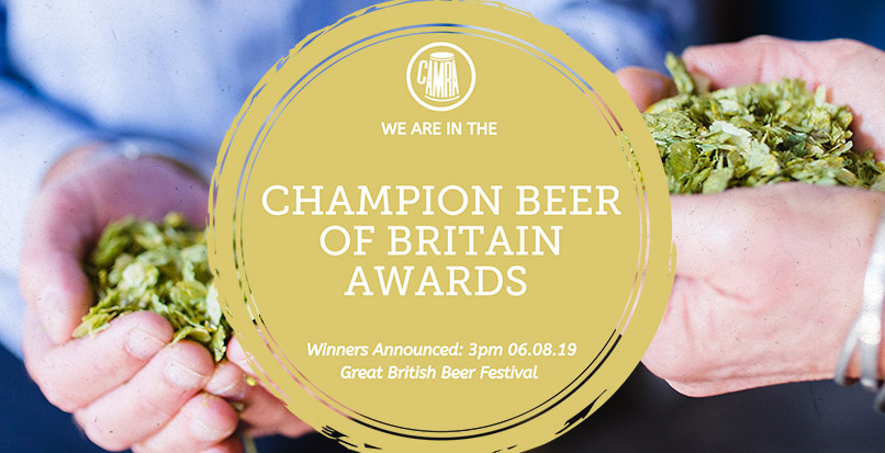 Batemans a finalist in the CAMRA Champion Beer of Britain Awards