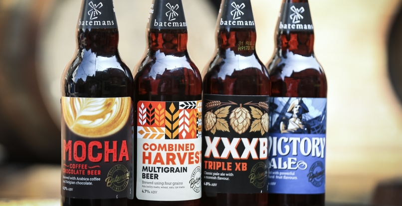 Win Batemans Craft Beers in Our Monthly Draw