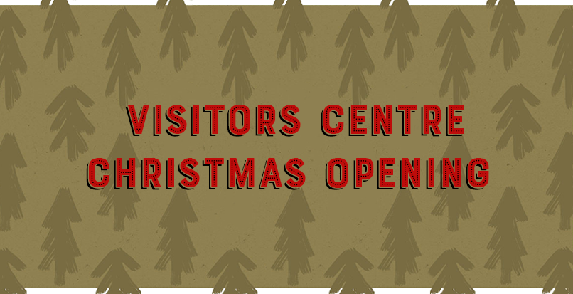 Visitors Centre Christmas Opening Hours