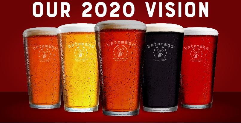 Batemans Beers for 2020