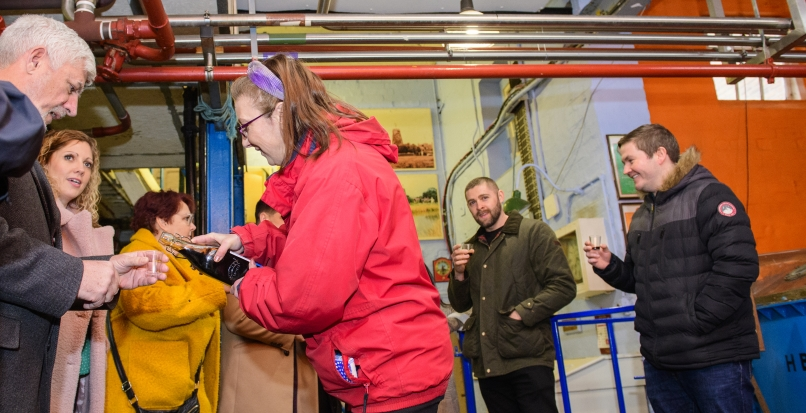 Enjoy the Sights, Sounds and Tastes on Our New Brewery Tour