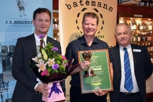 Batemans - Mystery Visitor - Winner - The Bricklayers Arms, Old Leake