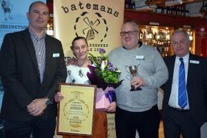 Batemans - Greatest Endeavour - Winner - The Woolpack Hotel, Wainfleet