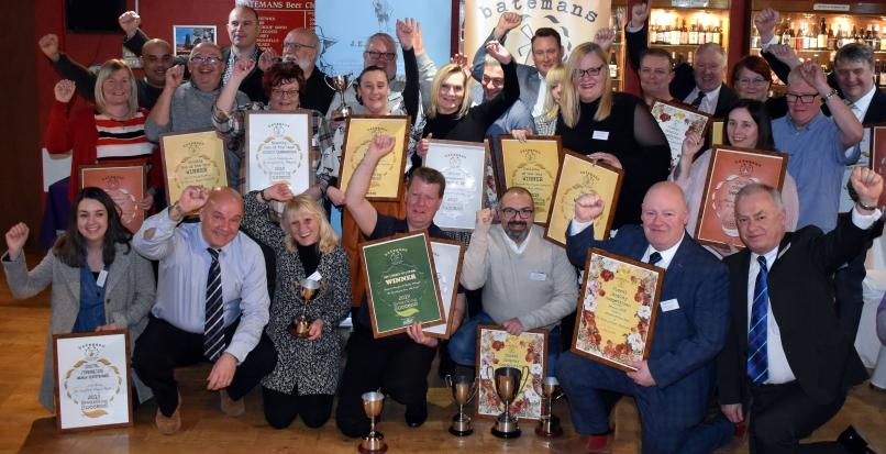 Batemans Annual Rewarding Success Awards Winners