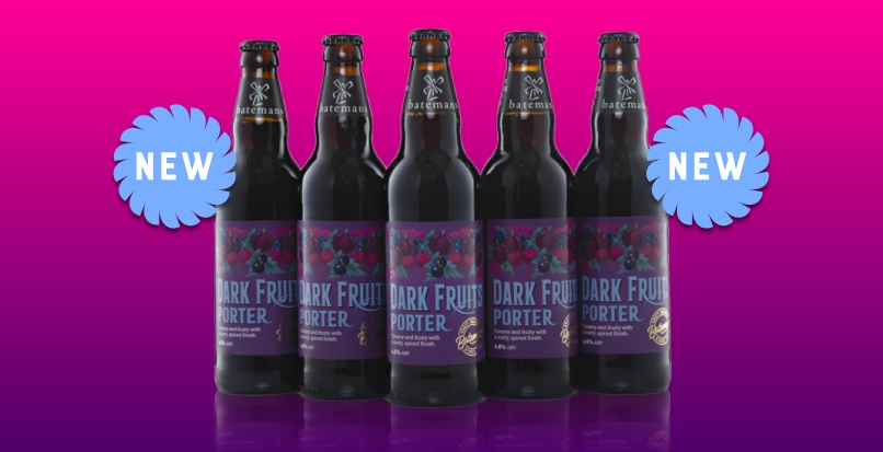 Dark Fruits Porter Scoops Gold Award